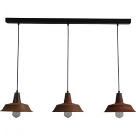 Hanglamp Prato Rust Masterlight 2545-25-100-3