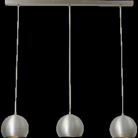 Hanglamp Globo Silver Concepto Masterlight 2810-37-130-3