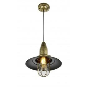 Hanglamp Vintage Fisherman Goud
