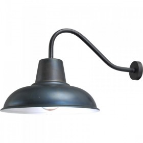 Wandlamp Di Panna Gunmetal White Masterlight 3047-05-30