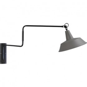Wandlamp 35 cm Prato Concrete Look Masterlight.
