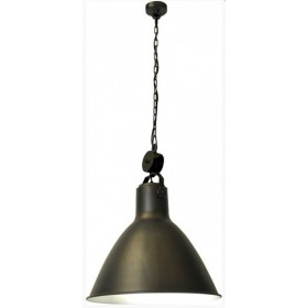 Hanglamp Industria Gunmetal White Masterlight 2012-30