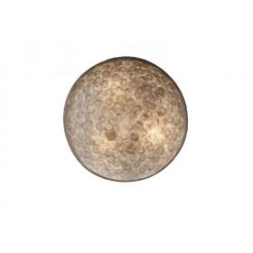 Wandlamp Full Shell Rond 85 cm