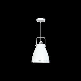 Hanglamp Acate Enkel Wit