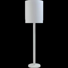 Vloerlamp Al Tonno Wit Masterlight 6390-11-50/50/48+71165-06