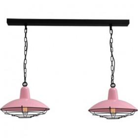 Hanglamp Pink Industria Masterlight 2013-09-C-100-2