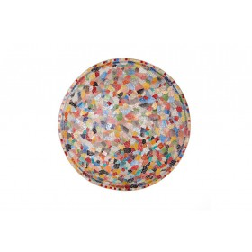 Wandlamp Glass Multi Color 40 cm