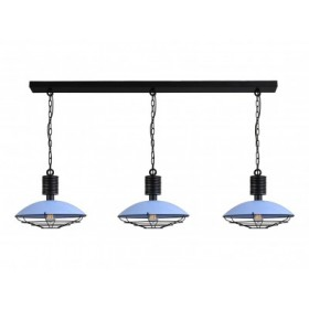 Hanglamp Purple Industria Masterlight 2013-13-C-R-160-3