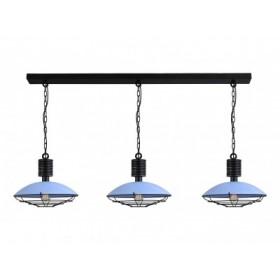 Hanglamp Purple Industria Masterlight 2013-13-C-R-160-3