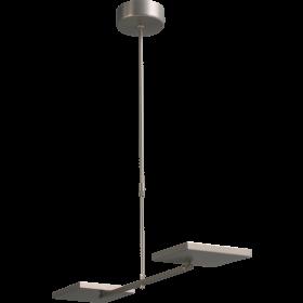 Hanglamp Denia 1 LED Masterlight 2881-37