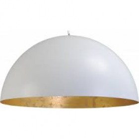 Hanglamp Larino White Goldleaf Masterlight 2201-06-08-ST
