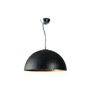 Hanglamp Mezzo Tondo Goud/Zwart 70 cm