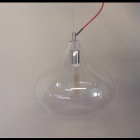 Hanglamp Corato Helder Glas