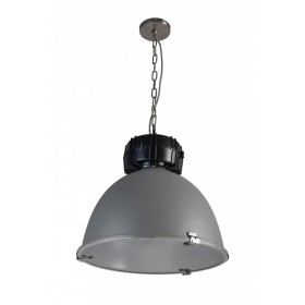 Hanglamp High Bay Donkergrijs 48 cm
