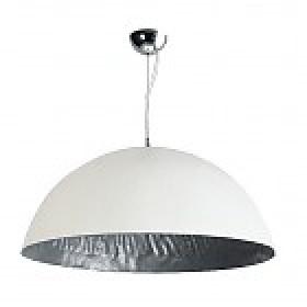 Hanglamp Mezzo Tondo Zilver/Wit 70 cm