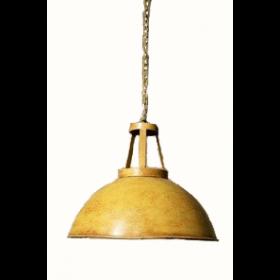 Hanglamp Ijzer Yellow Spring