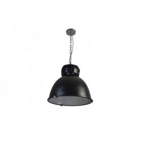 Hanglamp High Bay Zwart/Zwart 48 cm