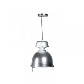 Hanglamp Nicolao Aluminium/Zilver 31 cm