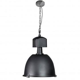 Hanglamp Sisco Zwart 42 cm