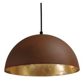 Tafellamp Larino Rust Goldleaf Masterlight