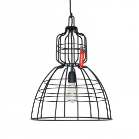 Hanglamp Mark II Small Zwart
