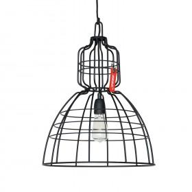 Hanglamp Mark II Large Zwart Anne Lighting