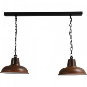 Hanglamp 2046 Rust Masterlight 2046-25-K-100-2