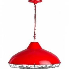 Hanglamp Casarano Rood