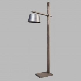 Vloerlamp Apulla Hout 150 cm