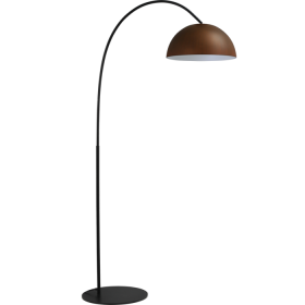 Vloerlamp Larino Rust White Masterlight