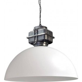 Hanglamp Industrieel White 80 cm BOX