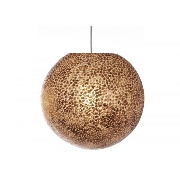 Hanglamp Wangi Gold bol 40 cm