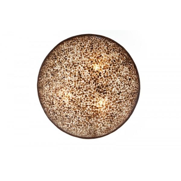 Wandlamp Wangi Gold 60 cm