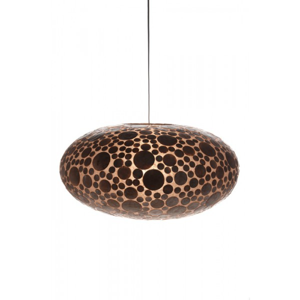 Hanglamp Coin Gold Ufo S 40 cm