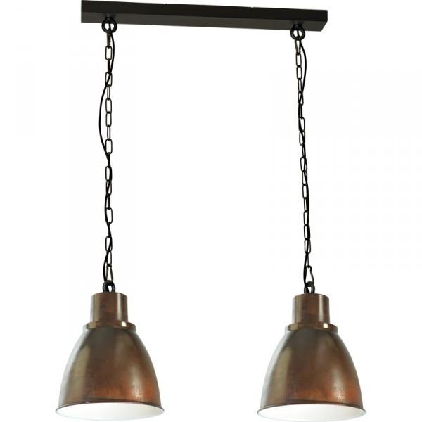 Hanglamp Industria Rust White Masterlight 2007-25-H-70-2