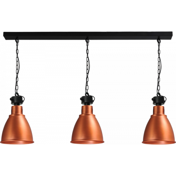 Hanglamp Industria Copper Masterlight 2007-55-130-3