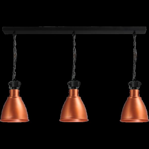 Hanglamp Industria Copper Masterlight 2007-55-130-3