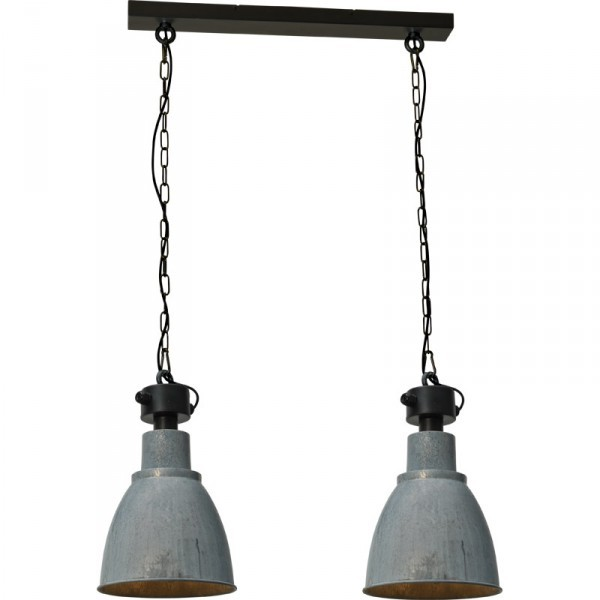 Hanglamp Industria Copper Masterlight 2007-60-70-2