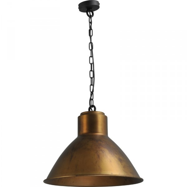 Hanglamp Antik Brass Industria Masterlight 2011-10-H