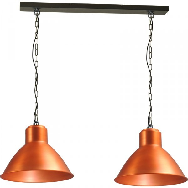 Hanglamp Copper Industria 2011 Masterlight 2011-55-H-130-2