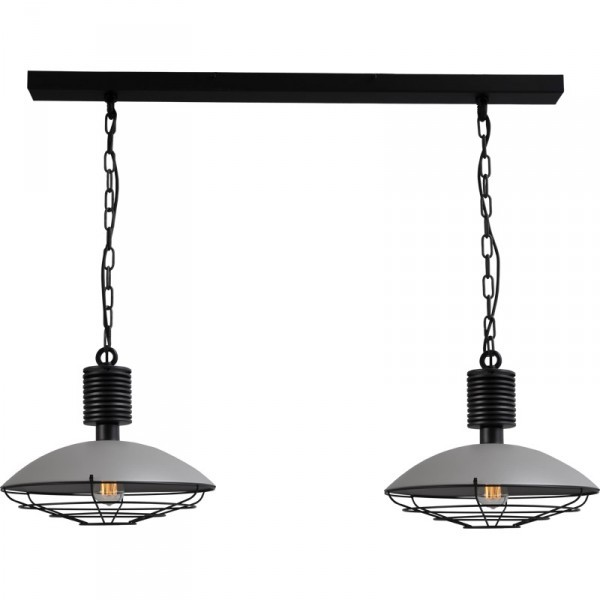 Hanglamp Concrete Look Industria Masterlight 2013-00-C-R-100-2