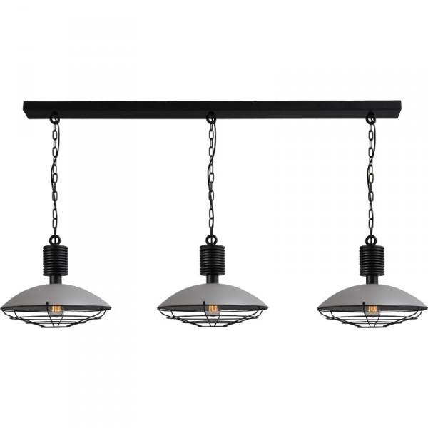 Hanglamp Concrete Look Industria Masterlight 2013-00-C-R-160-3