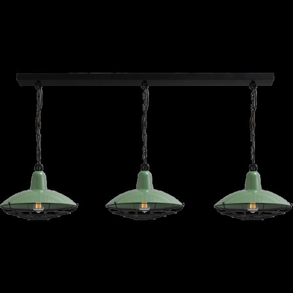 Hanglamp Green Industria Masterlight 2013-04-C-160-3