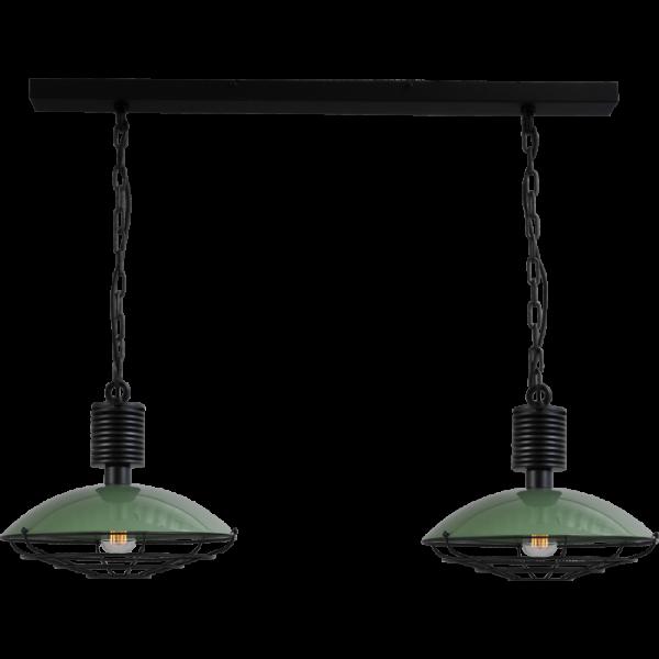 Hanglamp Green Industria Masterlight 2013-04-C-R-100-2