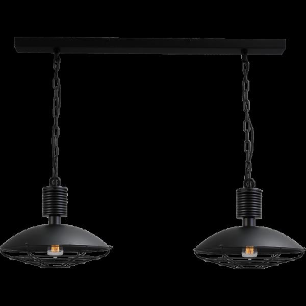 Hanglamp Black Industria Masterlight 2013-05-C-100-2