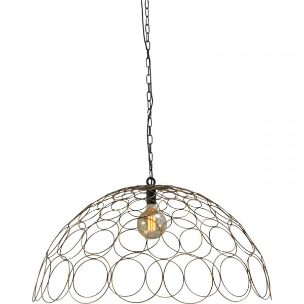 Hanglamp Antik Brass Caged Ralph Shere Concepto Masterlight 2060-10-98
