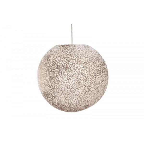 Hanglamp Wangi White Bol 50 cm