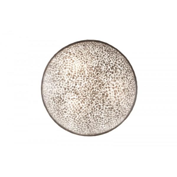 Wandlamp Wangi White 60 cm