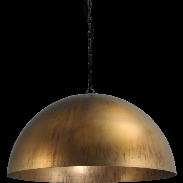 Hanglamp Larino Antik Brass 60 cm Masterlight