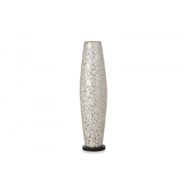 Vloerlamp Coin White Apollo 100 cm